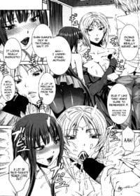 Please Help Yourself, Master! Chapter 9 Sample